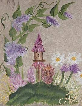 Lavendar Whimsy by Ginny Roberts