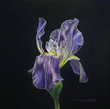 Lavender Dancer by Kathryn Smithson