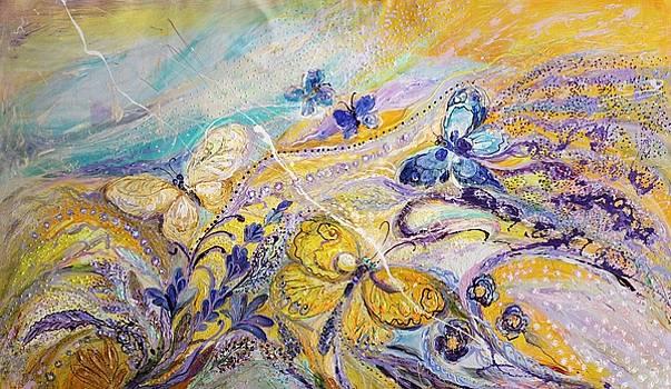 Lavender fields forever by Elena Kotliarker