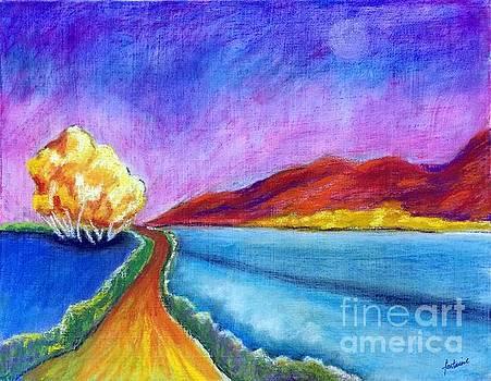 Lavender Moon by Elizabeth Fontaine-Barr