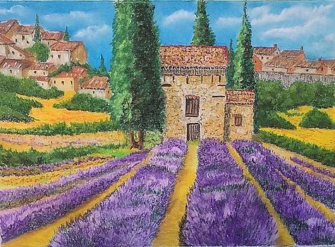 Lavender of Provence by Ralph Taylor