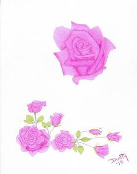 Lavender Silk by Dusty Reed