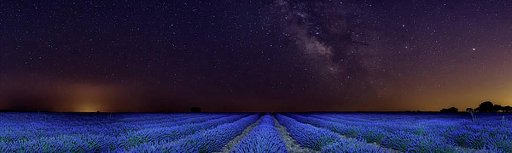 Hernan Bua - Lavender sky