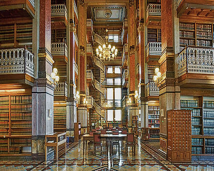 Nikolyn McDonald - Law Library - Iowa State Capitol