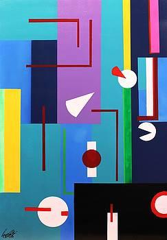 Lax MSC 073 by Mario Sergio Calzi