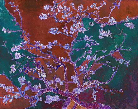 Layered 2 van Gogh by David Bridburg