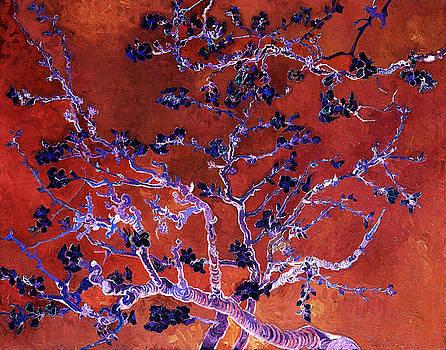 Layered 9 van Gogh by David Bridburg