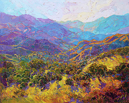 Layered Light by Erin Hanson