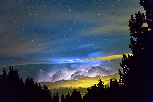 Layers Of The Night by James BO Insogna