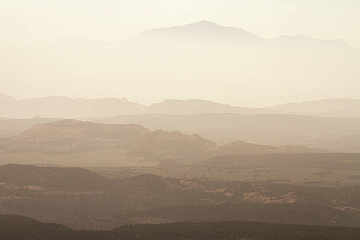 Layers // Capital Reef National Park and Henry Mountains, Utah by Kirsten Dale