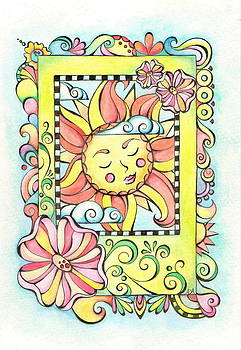 Lazy Sun Day by Adrienne Allen