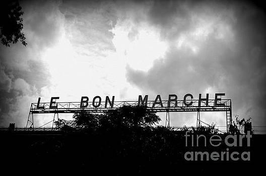 Le Bon Marche by Andy Thompson
