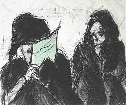 Rochelle Mayer - Le carnet bleu