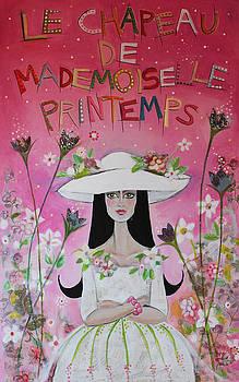 Le Chapeau de Mademoiselle Printemps by Johanna Virtanen