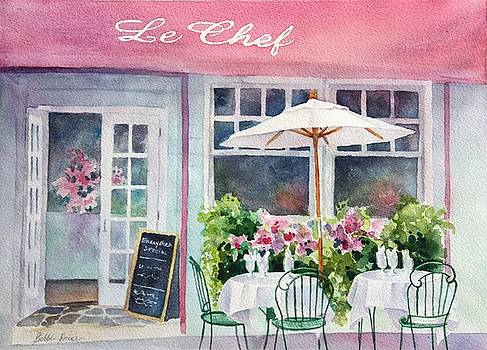 Le Chef Cafe by Bobbi Price