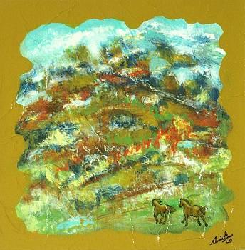 Le Chemin Des Reves by Annie  Rioux
