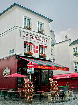 Le Consulat by Lilliana Mendez