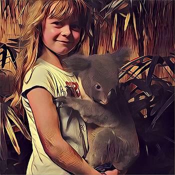 Le koala de chloe by Danielle Arnal