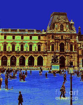 Elizabeth Hoskinson - Le Louvre