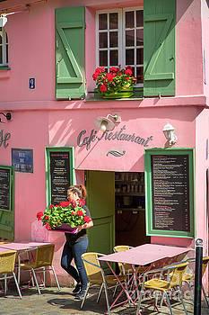 Brian Jannsen - Le Maison Rose - Montmartre