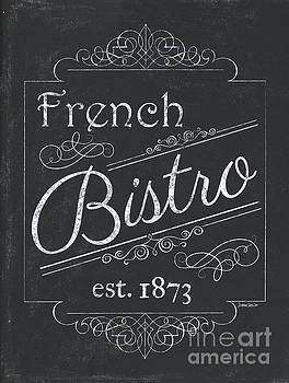 Le Petite Bistro 4 by Debbie DeWitt