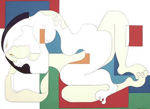 Le pied connecte by Hildegarde Handsaeme