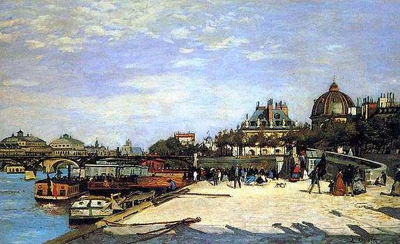 Renoir - Le Pont Des Arts