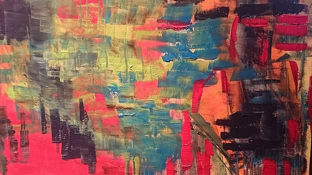 Le reve fou  by Danielle Landry