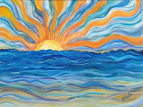 Le Soleil by Bev Veals