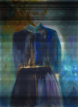 Le Voile Bleu by Krzis-Lorent Frederique