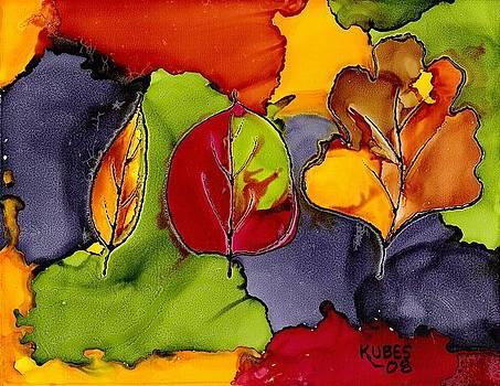 Leaf Brilliance by Susan Kubes