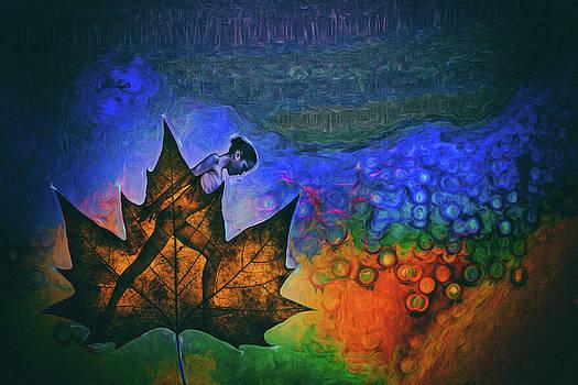 Leaf Dancer by James Bethanis