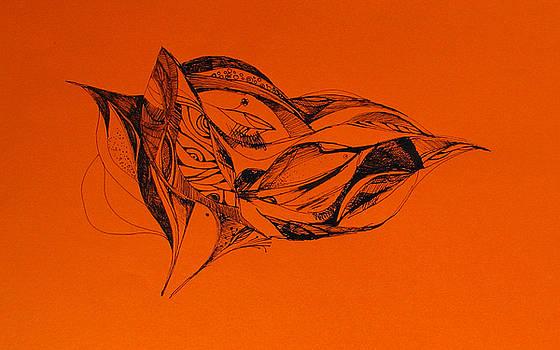 Leaf Story by Cristina Rettegi
