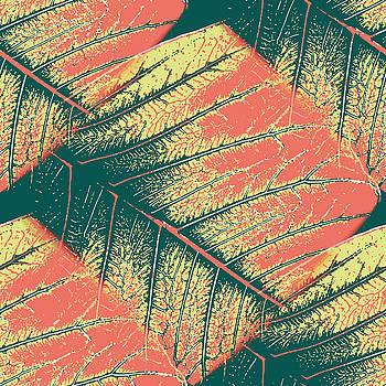 Leafveins by Preeta Gopalswami