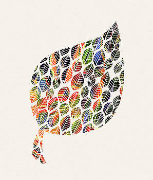 Leafy Palette by Deborah Smith