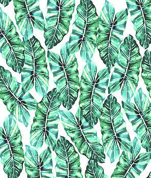 Leafy Wonder V2 by Uma Gokhale