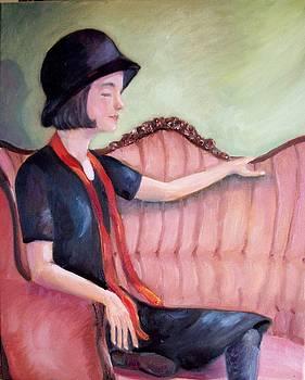 Leah by Sandra McClure