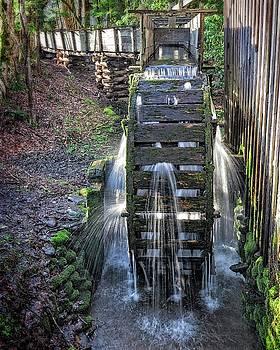 Leaky Mill Wheel by Alan Raasch