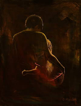 Lean on me by Daryoosh Mosleh