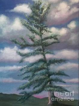 Leanin' Pine by Cynthia Vaught