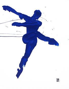 Leap Brush Blue 1 by Shungaboy X