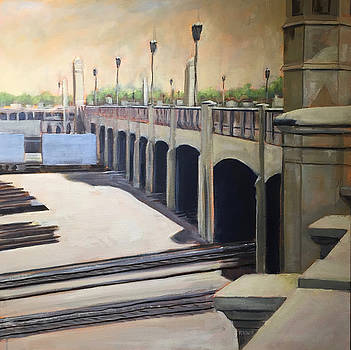 Leaping Viaduct by Richard Willson