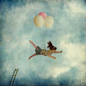 Learning to Fly by Sonya Kanelstrand