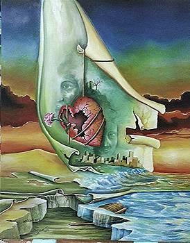 Leave by Ahmed Aseedan