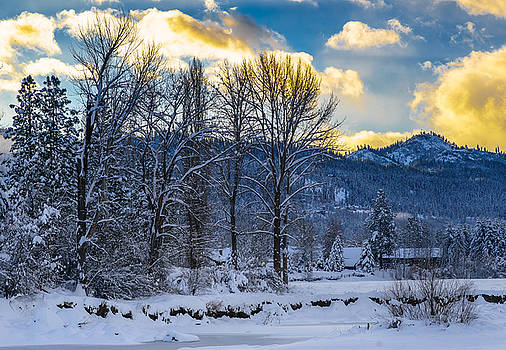 Leavenworth pano 1/3 by LiveforBlu Gallery