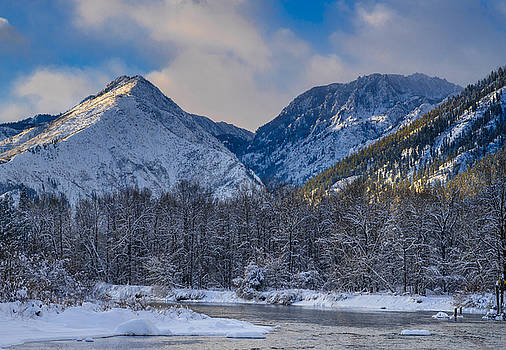 Leavenworth pano 3/3 by LiveforBlu Gallery