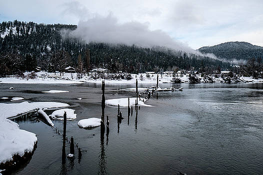 Leavenworth River Views by Matt McDonald