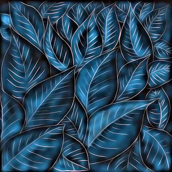 Leaves by Gabriella Weninger - David