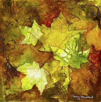 Leaves by Terry Honstead
