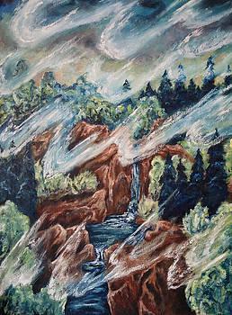 Leaving Eden by Cheryl Pettigrew